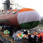 Indian Navy Commissions INS Kalvari