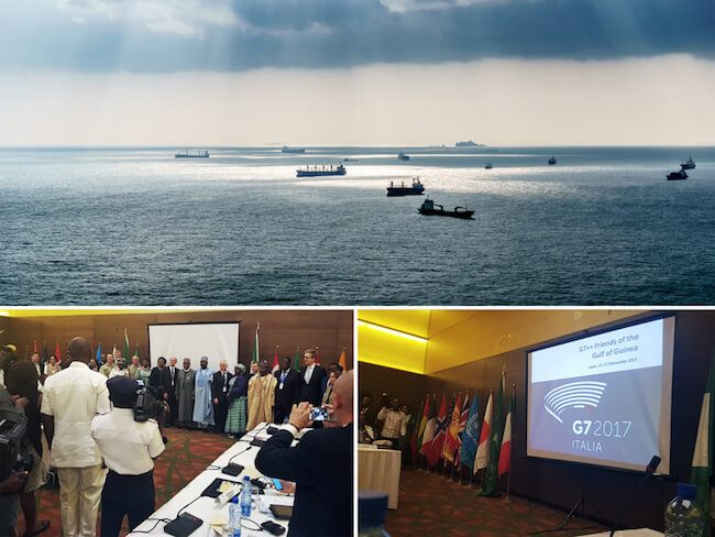 Work continues to combat illicit maritime activity