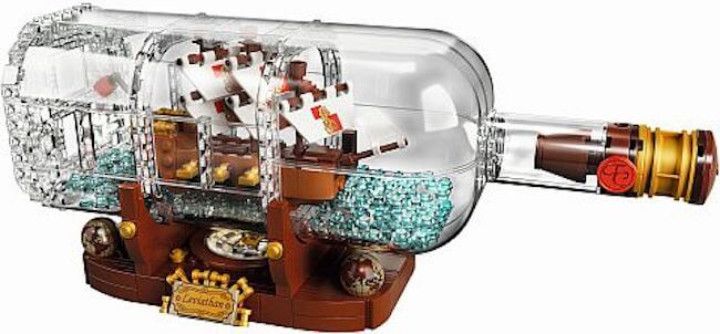 LEGO-Ideas-Ship