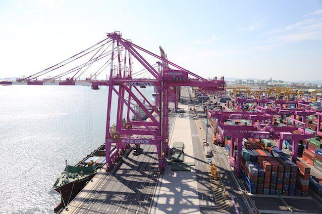 Incheon Port