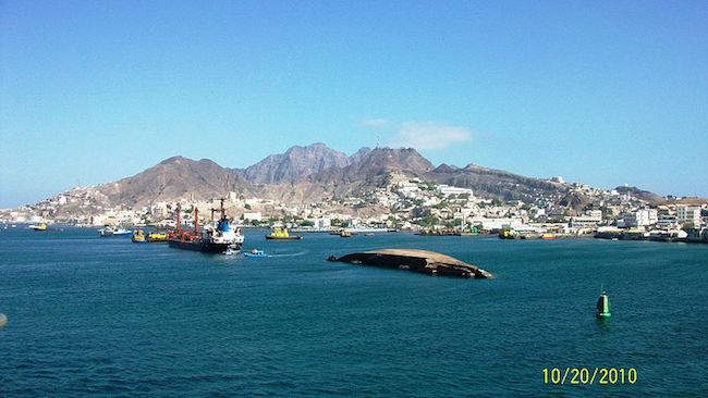 Port of Aden Yemen