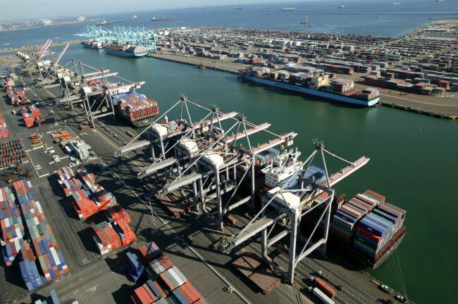 Port of los angelesContainer Terminals
