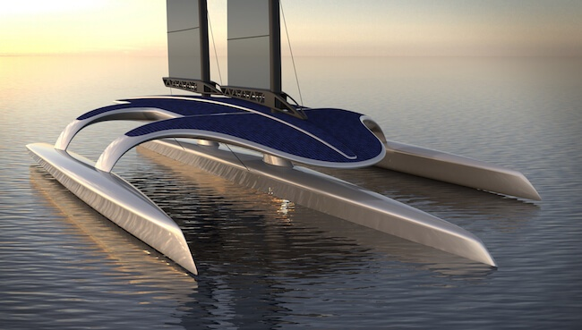 The Mayflower Autonomous Ship project (MAS)_autonomous vessel
