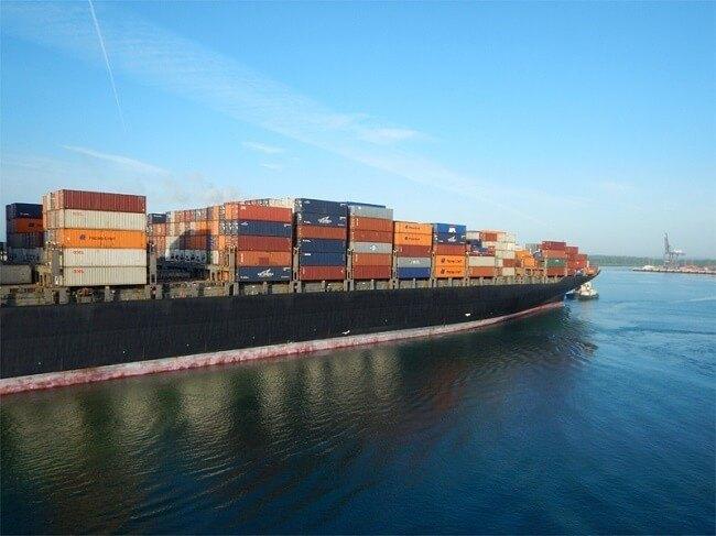 Port of refuge ship
