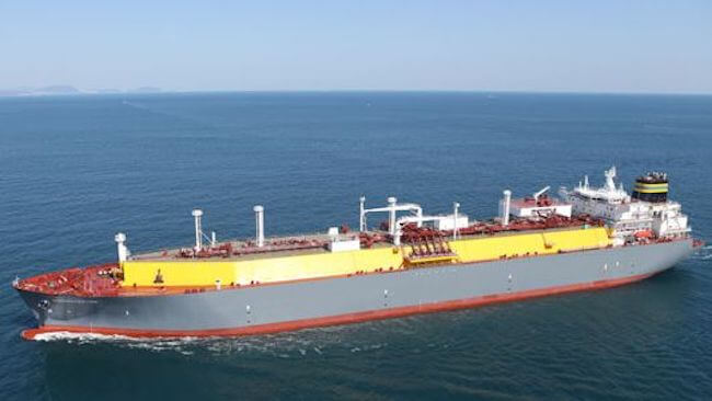 dryships gas carriers