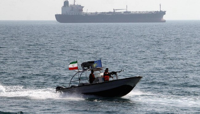 iranian ship_drone mission