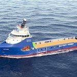 rolls royce_Battery Powered_offshore vessels