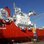 LNG-fuelled bulk carrier