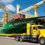AAL Shipping windfarm