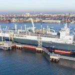 First FSRU Hoegh LNG