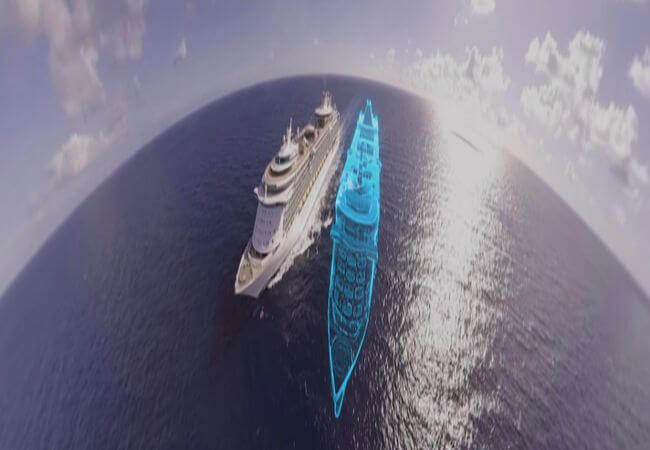DNV GL digital twin for Cruise
