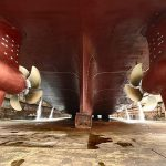 seagoing vessels
