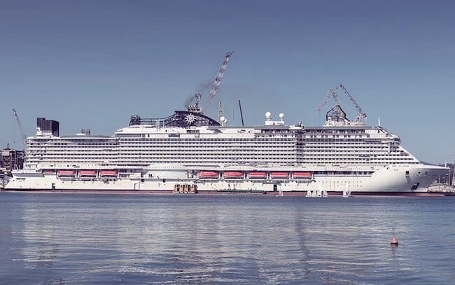 MSC Seaview_Float Out
