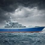 world's first LNG fishing trawler cryogenic propulsion