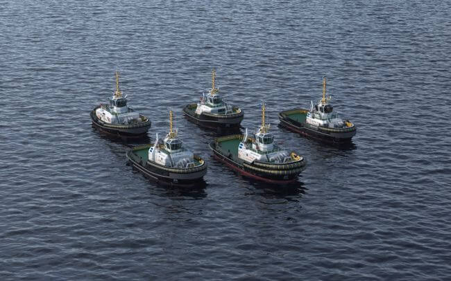 Damen ship-handling tugs prepared for IMO Tier III_lowres