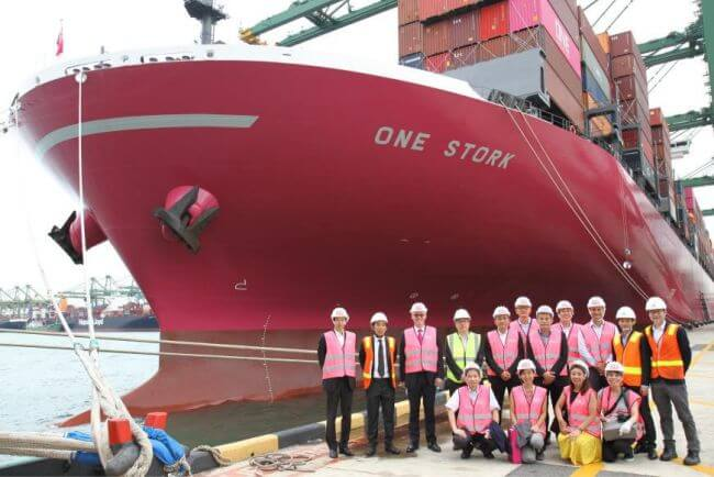 ONE STORK, the first newly built 14,000