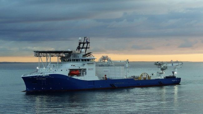 Victoria-Cable-Laying-Ship-NKT XALT