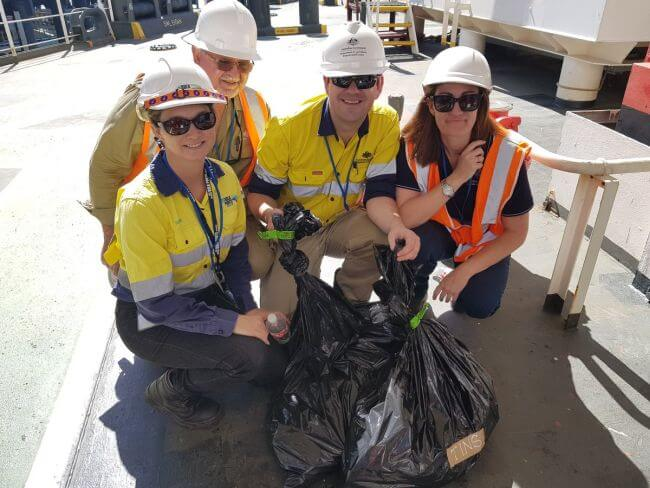 recycle_ship garbage_AMSA