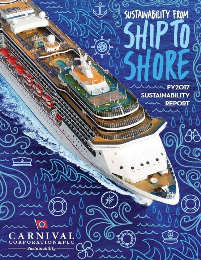 Carnival Corporation releases 2017