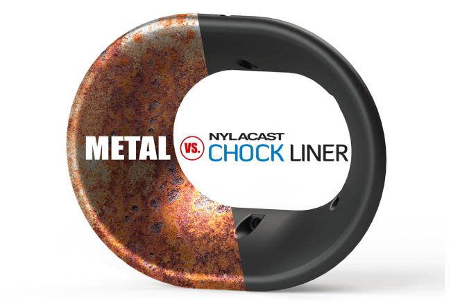 Nylacast Chock Liner