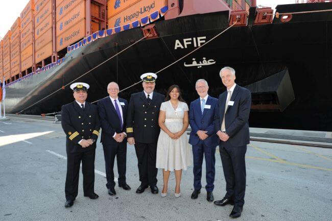Ship Naming AFIF
