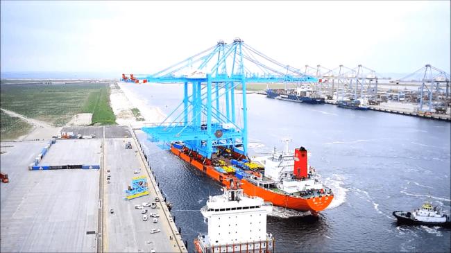 APM terminals Maasvlakte