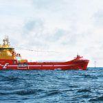 Hybrid vessel Viking Lady
