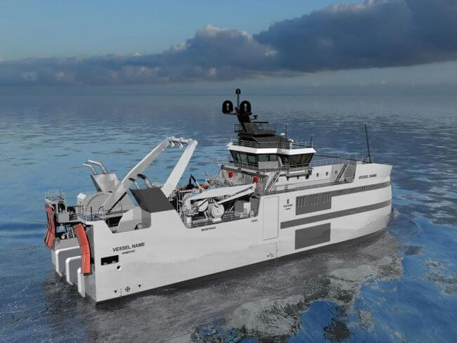 Ulstein-Trawler