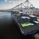 Port+of+Savannah+docks_georgia Ports Authority_CMA CGM