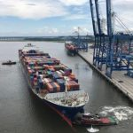 SCPA handled 206,541 TEUs in August