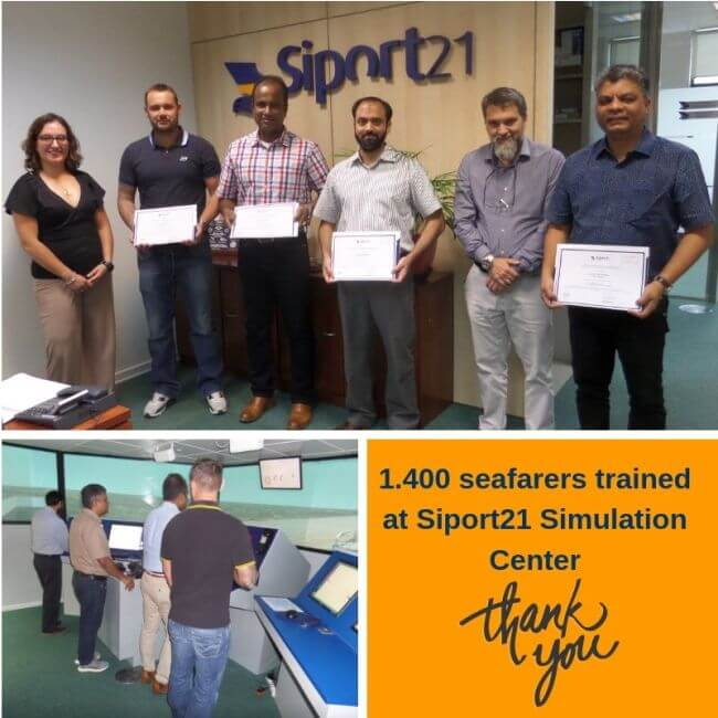 siport simulation training