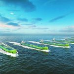 The Project Forward aim is to deliver the cleanest and most efficient fleet of cargo ships in the world