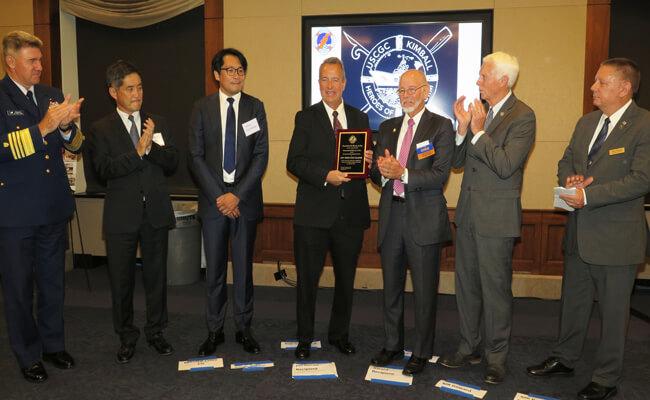 NYK PCTC Award