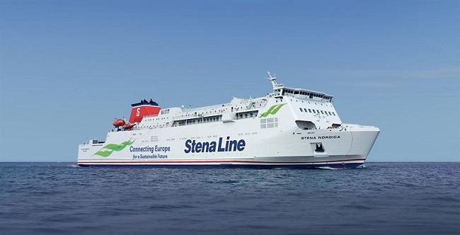Stena Nordica, Stena Line, Karlskrona