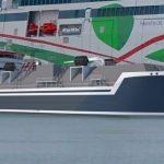 The LGC 6000 LNG class vessel