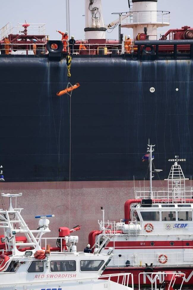 oil spill exercise_MPA Singapore_4