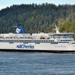 spirit of vancouver island star board bowtrees_ BC Ferries