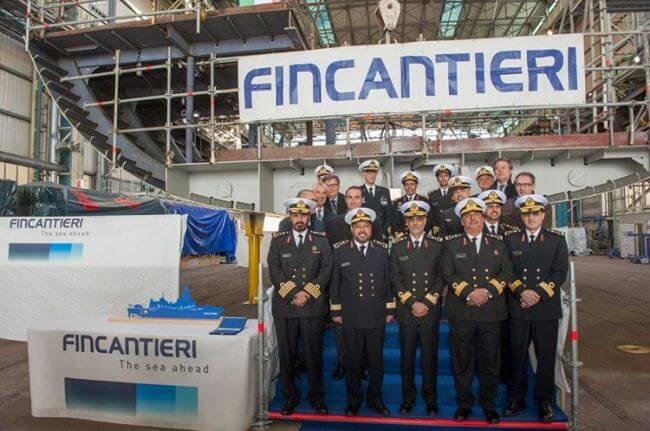 first Qatari Emiri Naval Forces' corvette_4