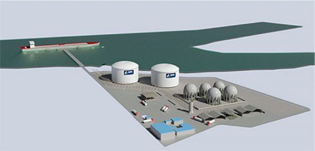 Stepping up the LPG activity in South-East Asia