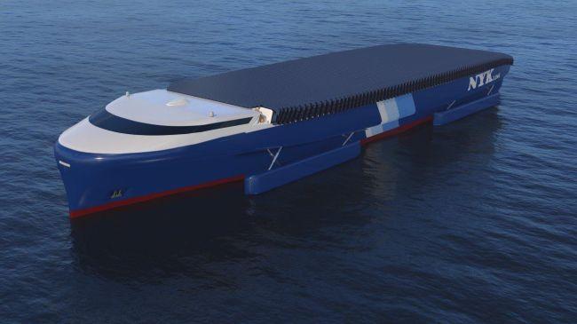 NYK Super Eco Ship 2050