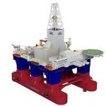Rolls-Royce mooring systems set the standard in drill rig safety