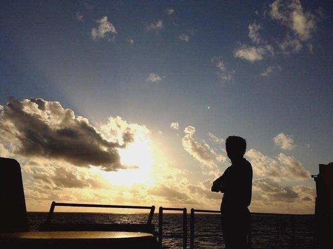 seafarer alone