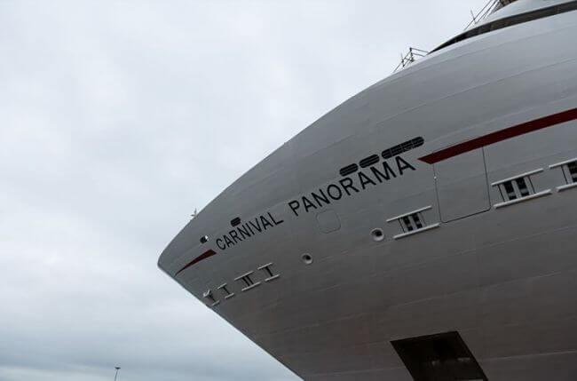 Canival Panorama Launch_Fincantieri_5