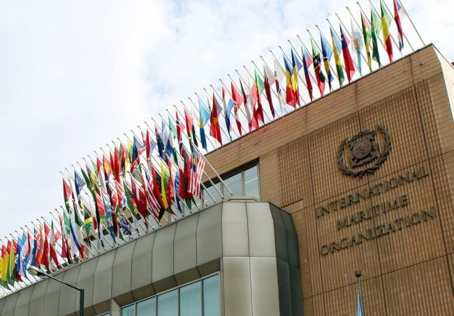 IMO headquarters