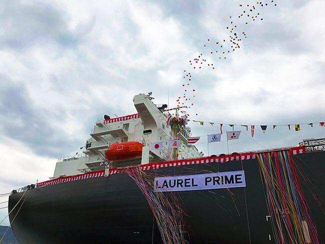 Laurel Prime MHI_christening