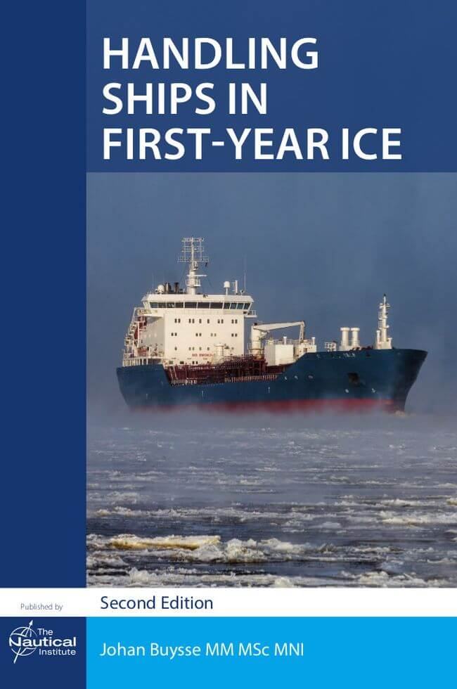 NI releases new edition of Handling Ships in First-Year Ice