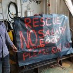 Abandoned at Christmas - seafarers set to spend second Christmas away from home
