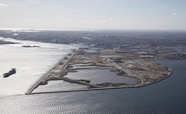 Denmark's most modern container port