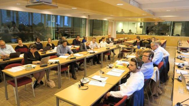 Conference marks end of TASCS project on sustainable manning for inland waterways