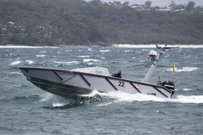 L3 ASV and Dstl Complete 1,380 km of Autonomous Reconnaissance Missions at Autonomous Warrior